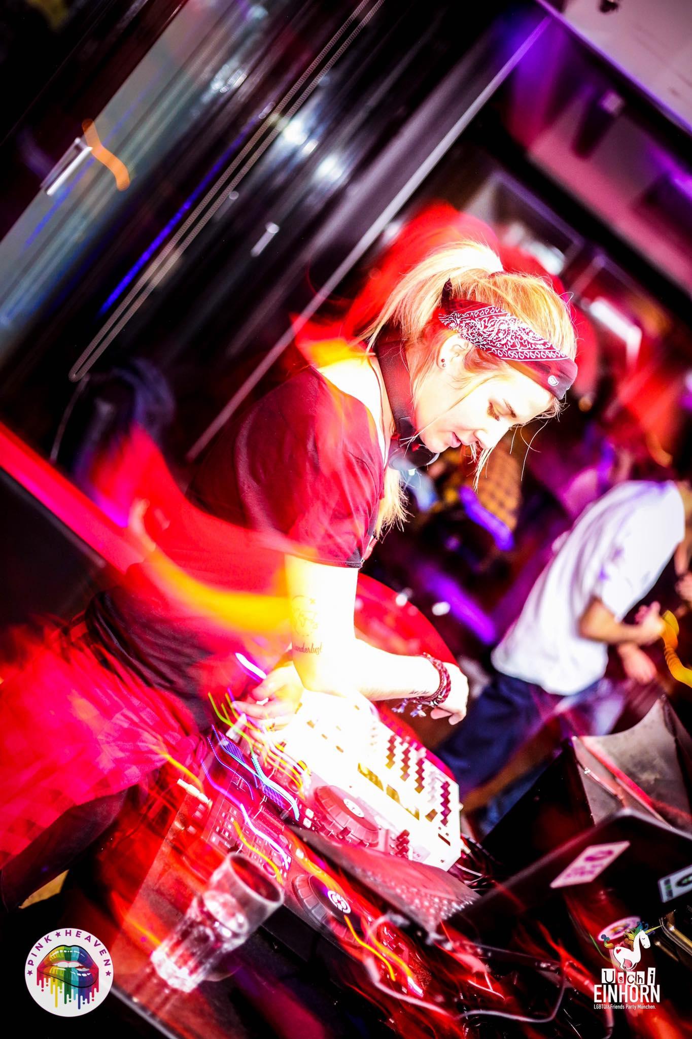 DJ Nicination in München